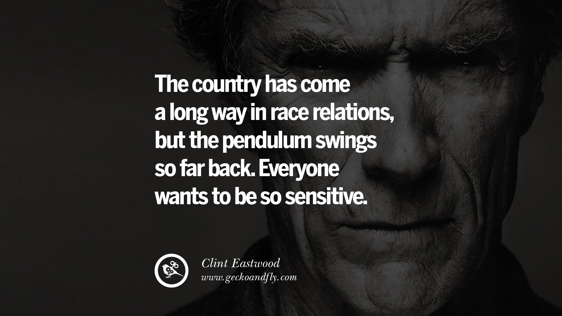 24 Inspiring Clint Eastwood Quotes Politics Life And Work