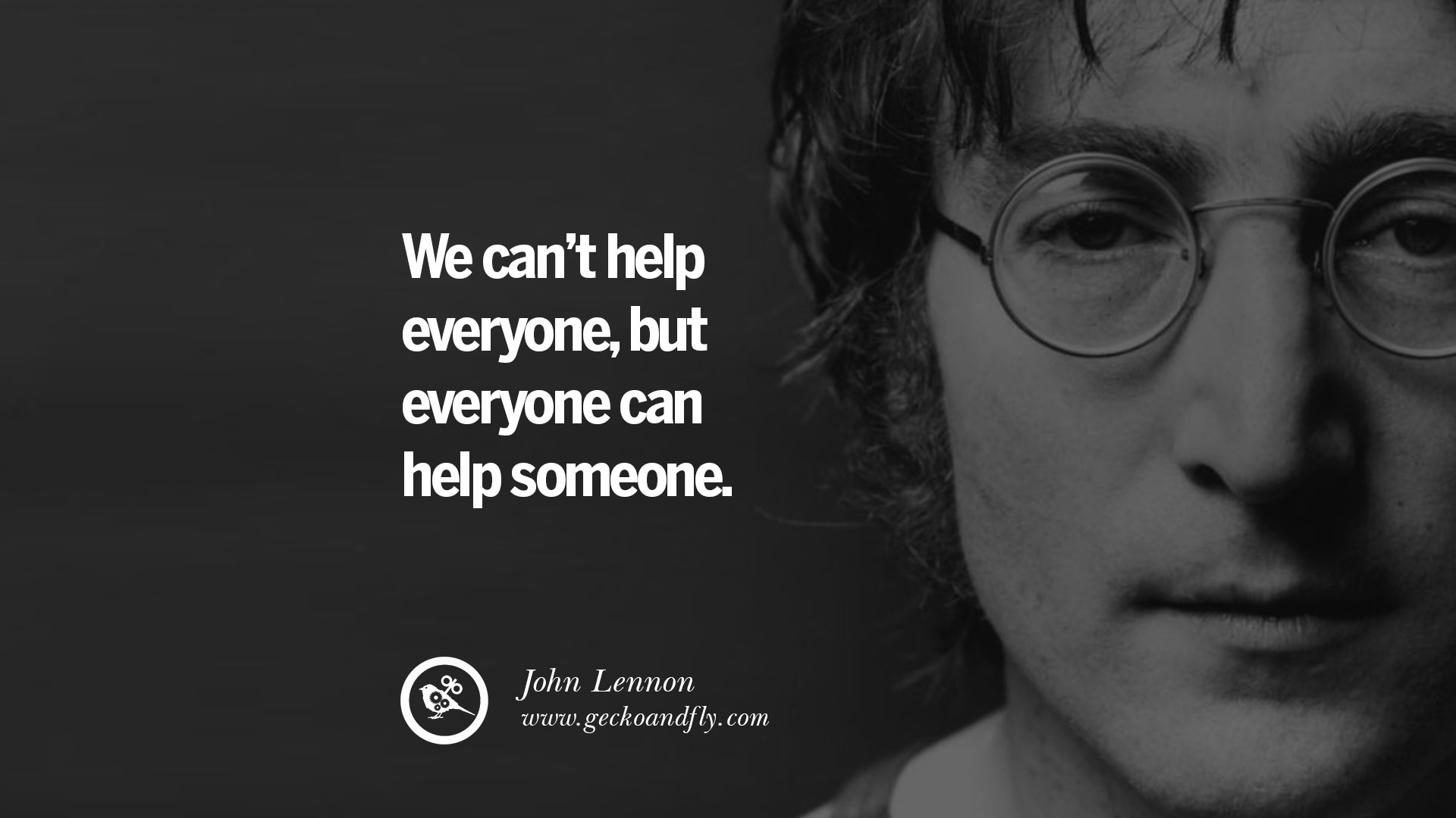 John Lennon Love Quotes : 15 John Lennon Quotes on Love, Imagination, Peace and Death