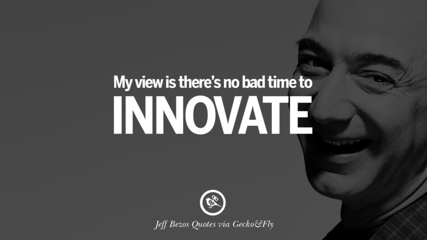 20 Famous Jeff Bezos Quotes on Innovation, Business ...