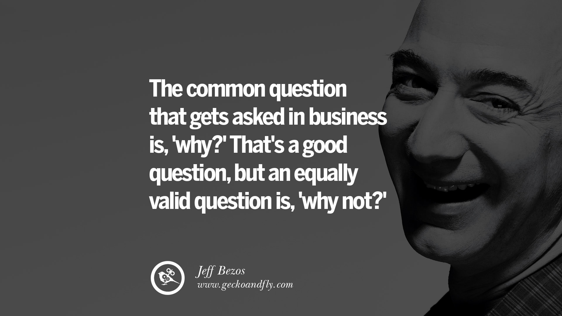 Quotes On Innovation 20 Famous Jeff Bezos Quotes On Innovation Business Commerce And