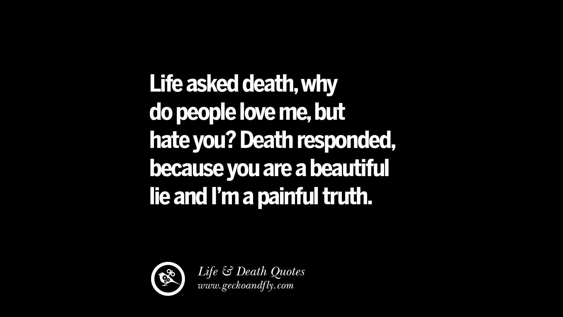 20 Inspirational Quotes on Life, Death and Losing Someone