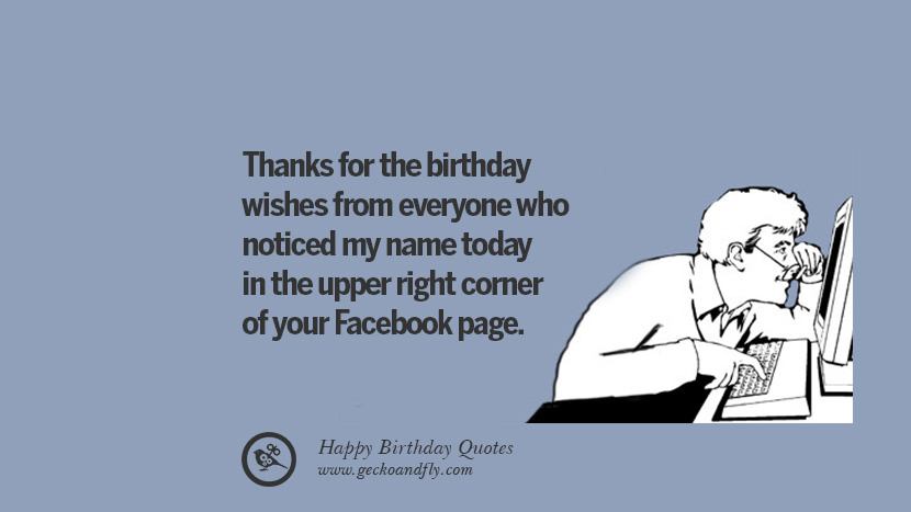 Funny birthday pictures and sayings
