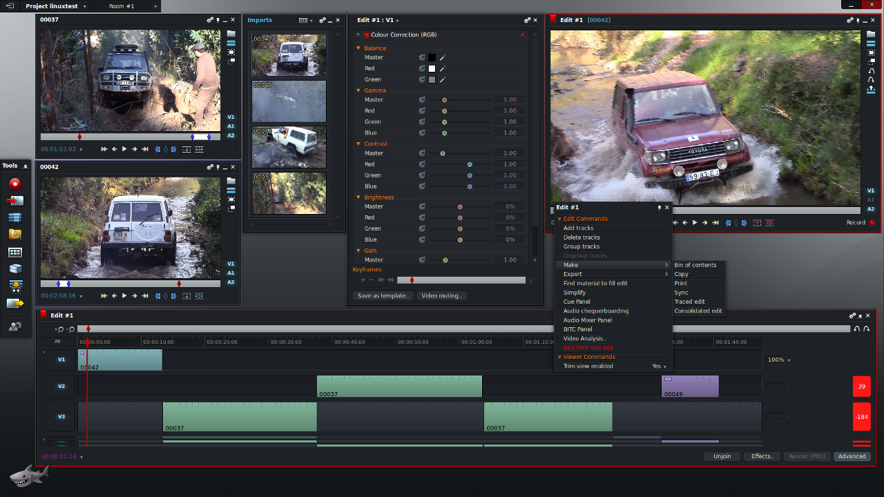 8 Free Video Editing Software For Youtube Movies And Film-3538