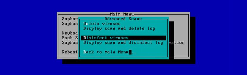 sophos bootable antivirus