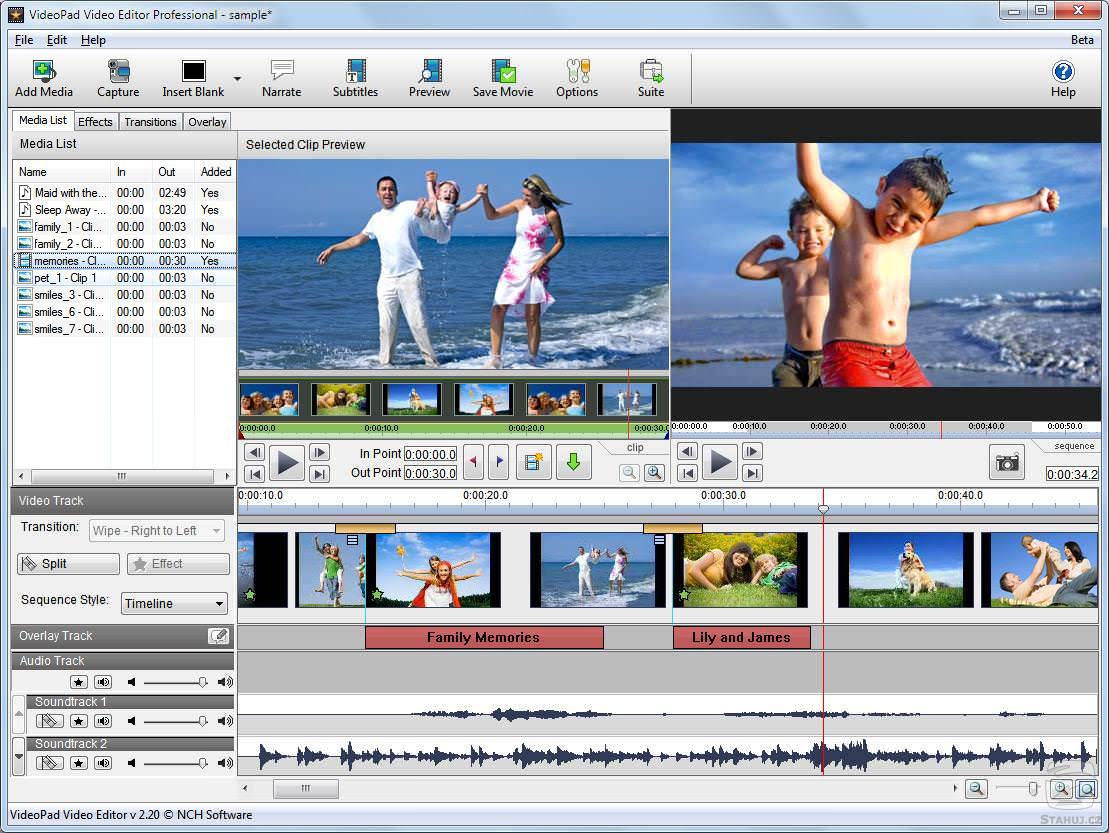 videopad free download for windows 7 32 bit