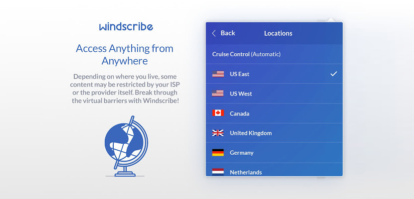 windscribe vpn Top 10 Free VPN Service With US UK Server With Best Speed
