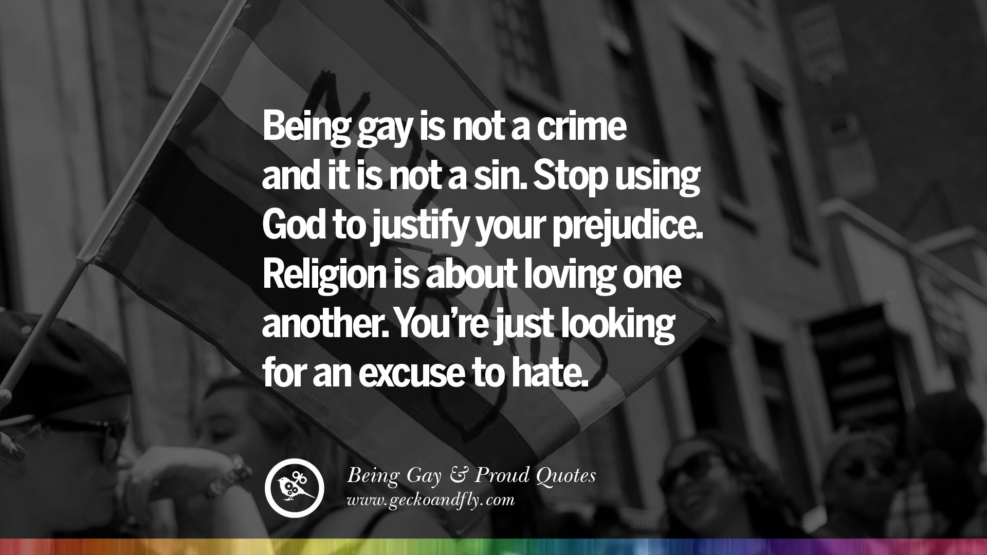 from Ali pro gay rights quotes