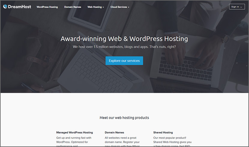 dreamhost Cheap Yet Reliable Shared Web Hosting For WordPress Quality Best
