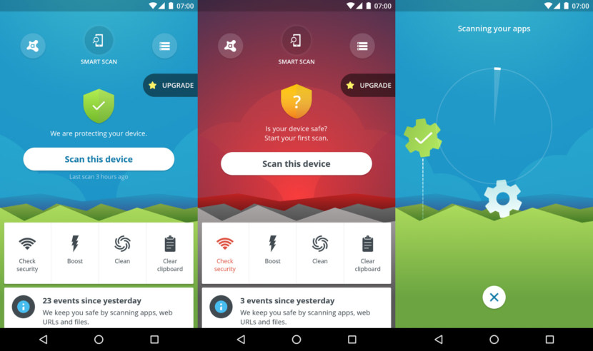 Avast Mobile Security & Antivirus Free Android Antivirus - Stop Credit Card Theft And Safe Internet Banking