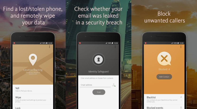 Avira Antivirus Free Android Antivirus - Stop Credit Card Theft And Safe Internet Banking