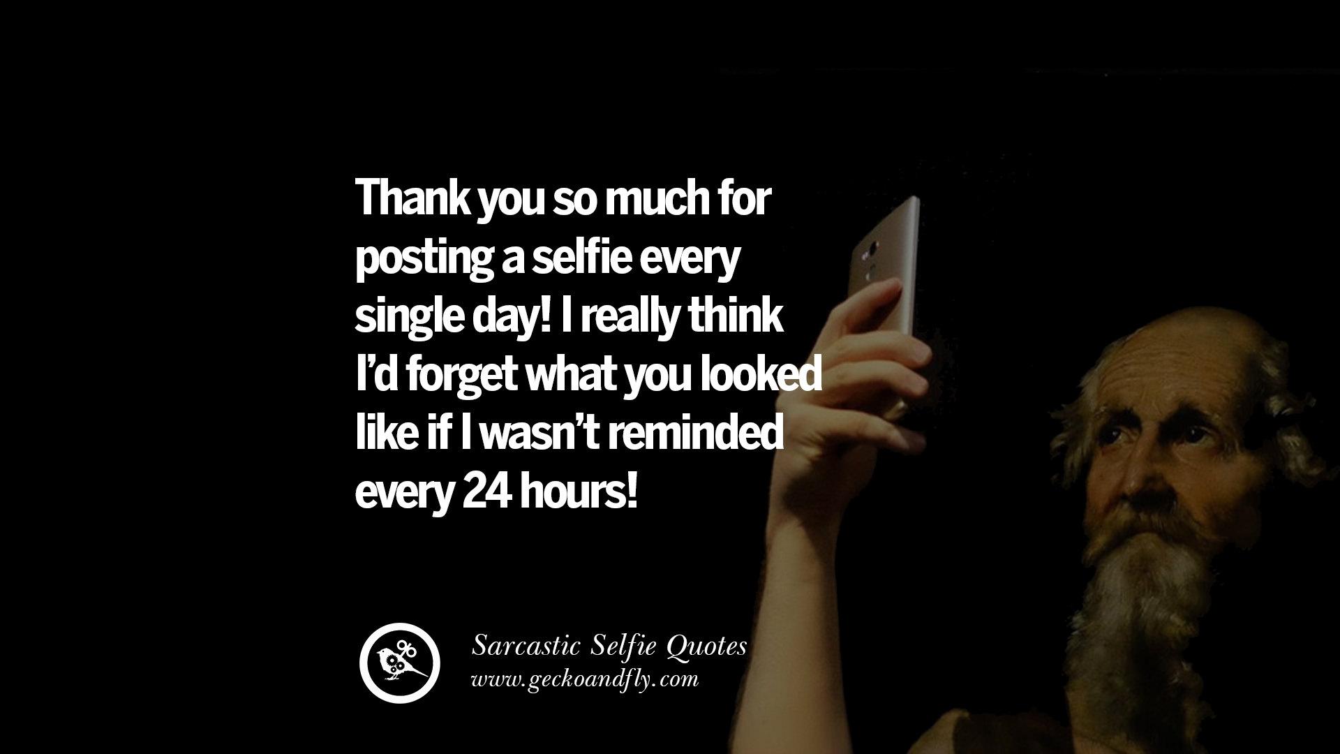 selfie new status