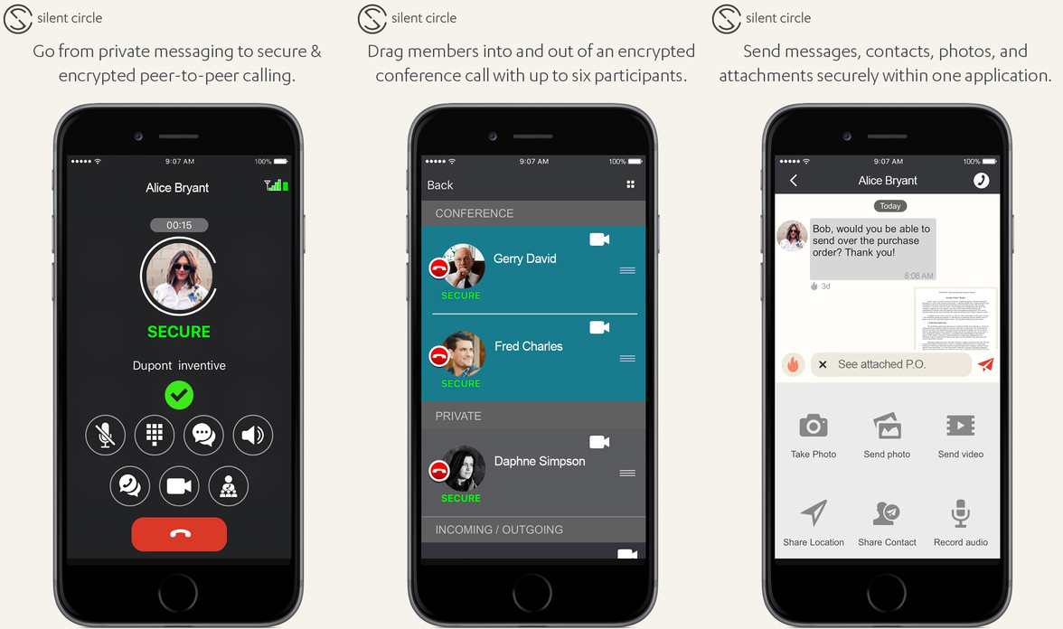 5 Free 256-bit Encrypted Voice Calls Apps With End-to-End Encryption