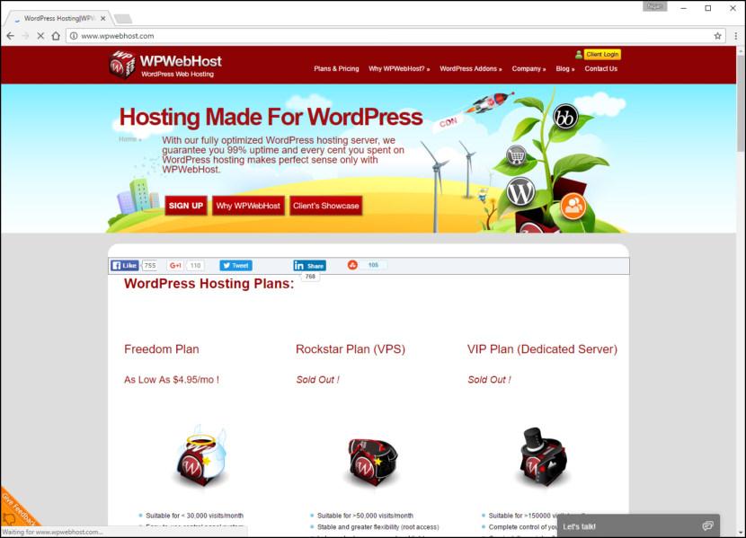 WP Web Host Fastest WordPress Hosting With Varnish Cache, CDN & Daily Backup