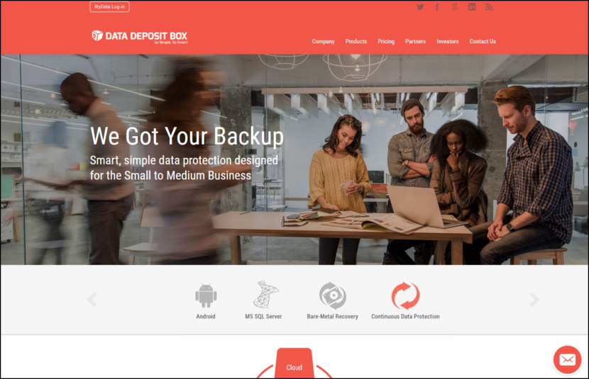 Automatic Cloud Backup For Small Business