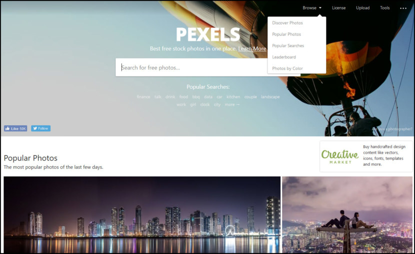 Pexels Best Royalty Free Websites With High Resolution Stock Photos, Images And Pictures