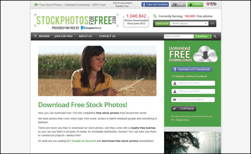 stock photos for free