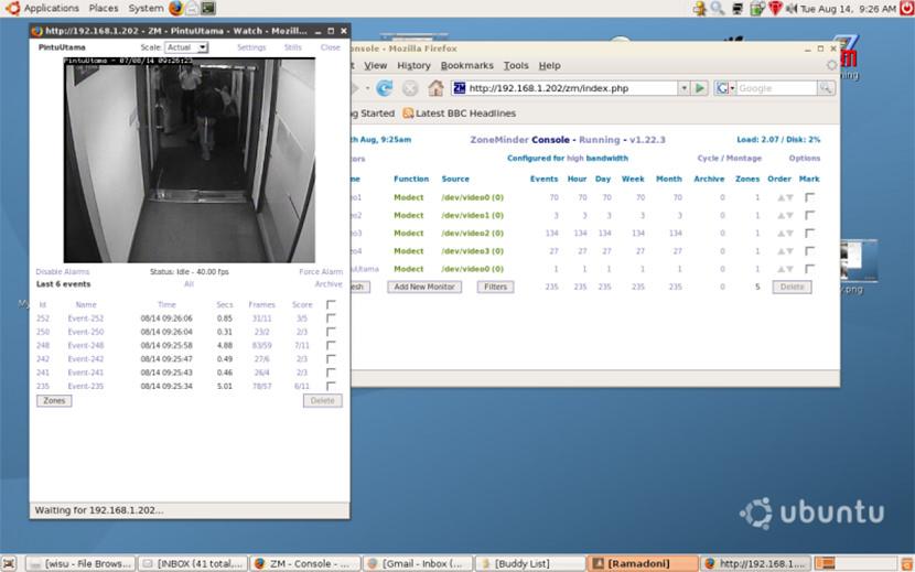 surveillance application for windows