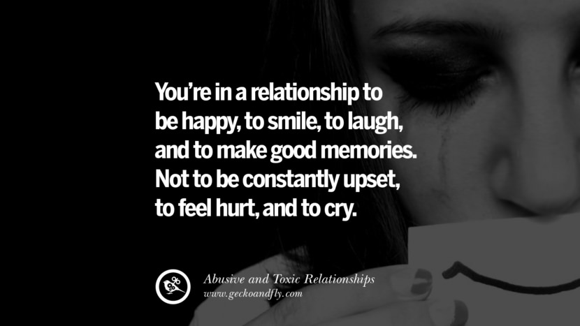 Toxic Relationship Quotes Awesome 48 Quotes On Leaving An Abusive Toxic Relationship