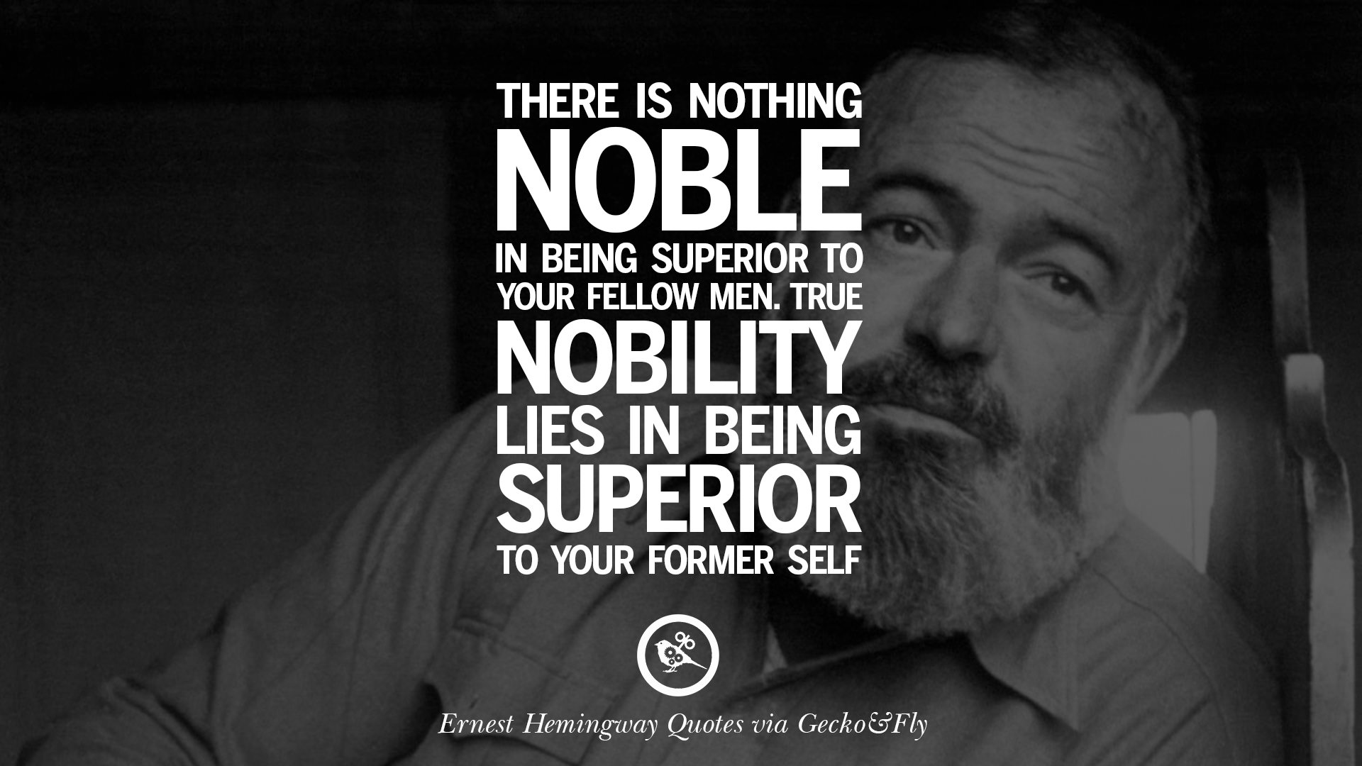 14 Quotes By Ernest Hemingway On Love Life And Death