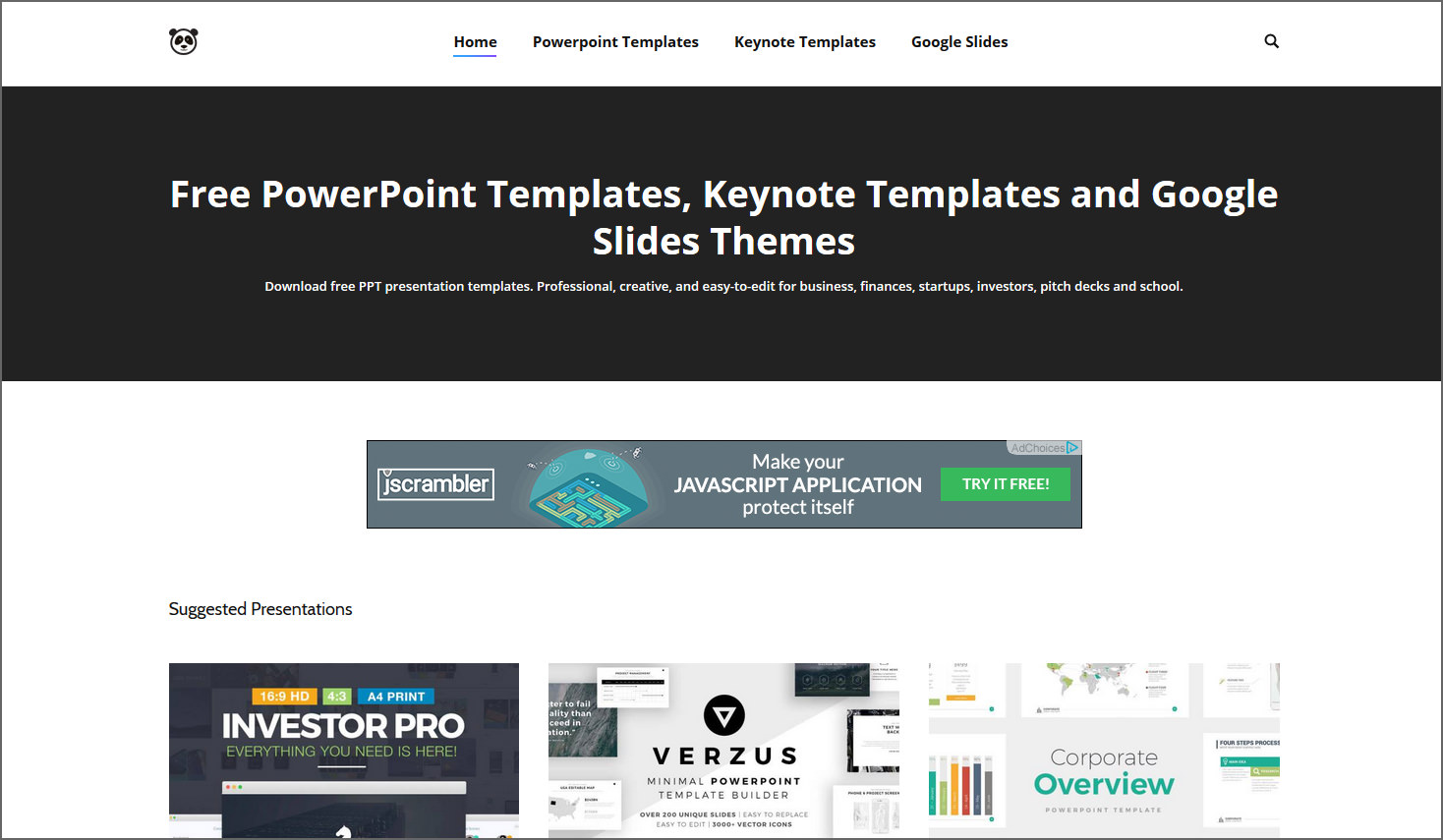 Top 4 Sites With Free Beautiful PowerPoint Templates, Keynotes, And  NV84