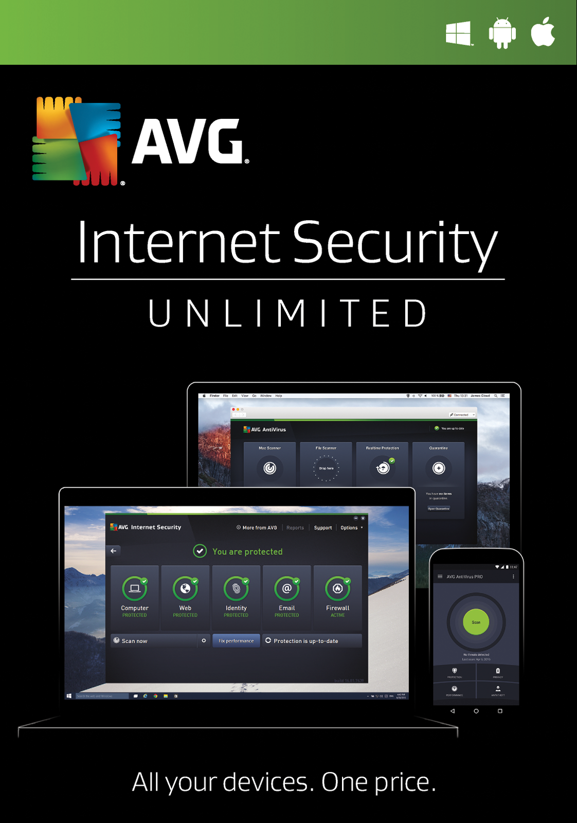 Download FREE 1 Year AVG Internet Security 2020 Activation Code