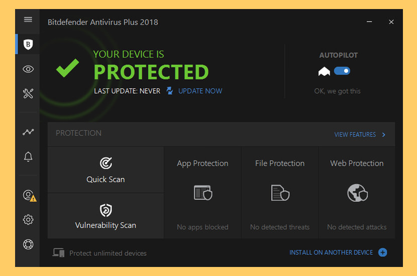 Bitdefender Antivirus Free Edition And Plus 2019