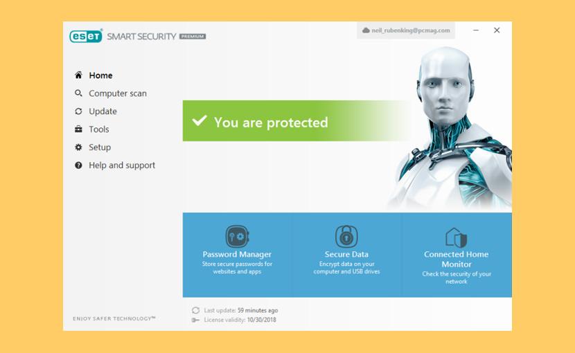 eset smart security premium 11 trial license key 2018