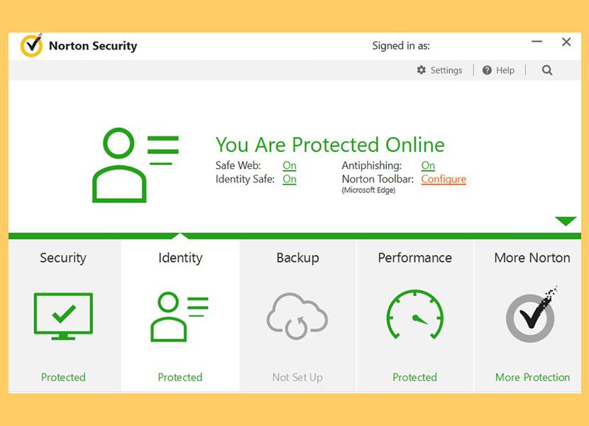 Norton Security Premium 2018
