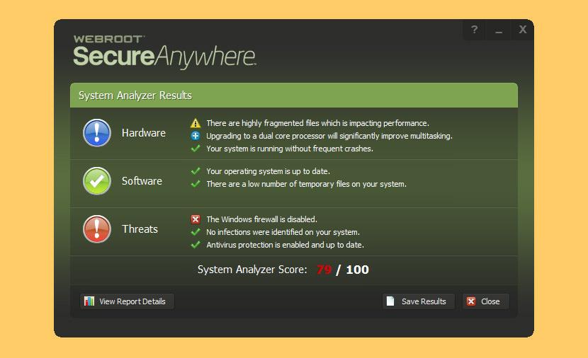 Download Webroot SecureAnywhere Antivirus
