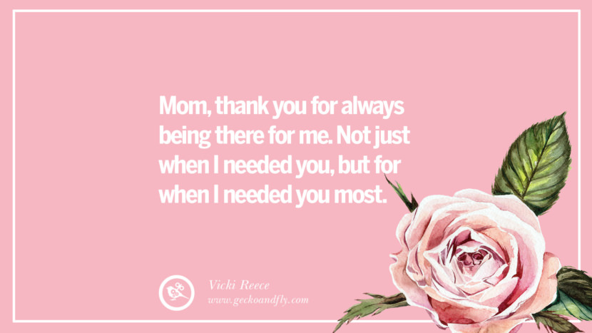 60 Inspirational Dear Mom And Happy Mothers Day Quotes