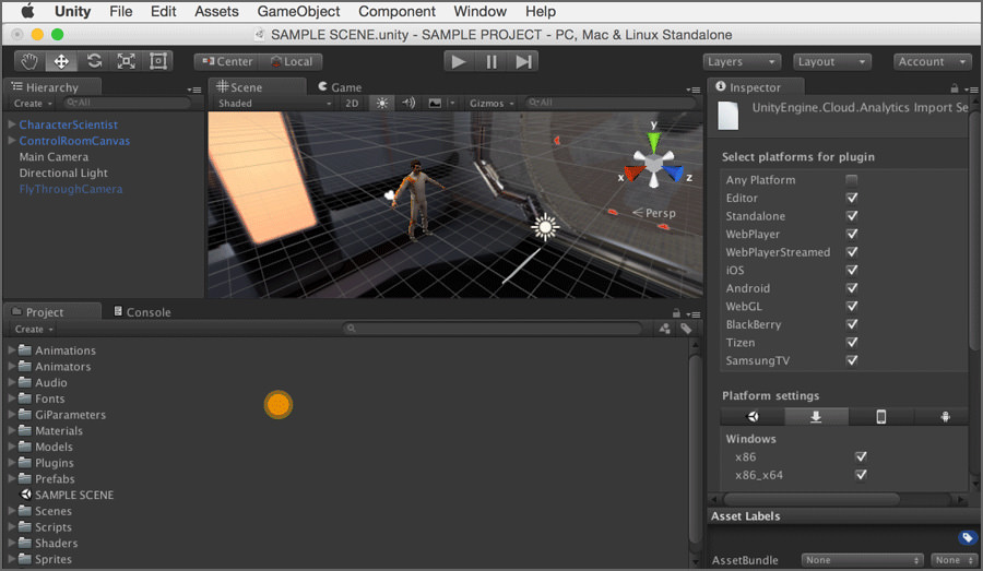 12 Free Game Engines For Beginners - No Coding 2D And 3D