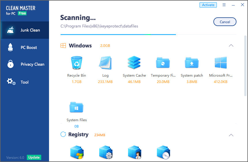 free online pc cleaner no download