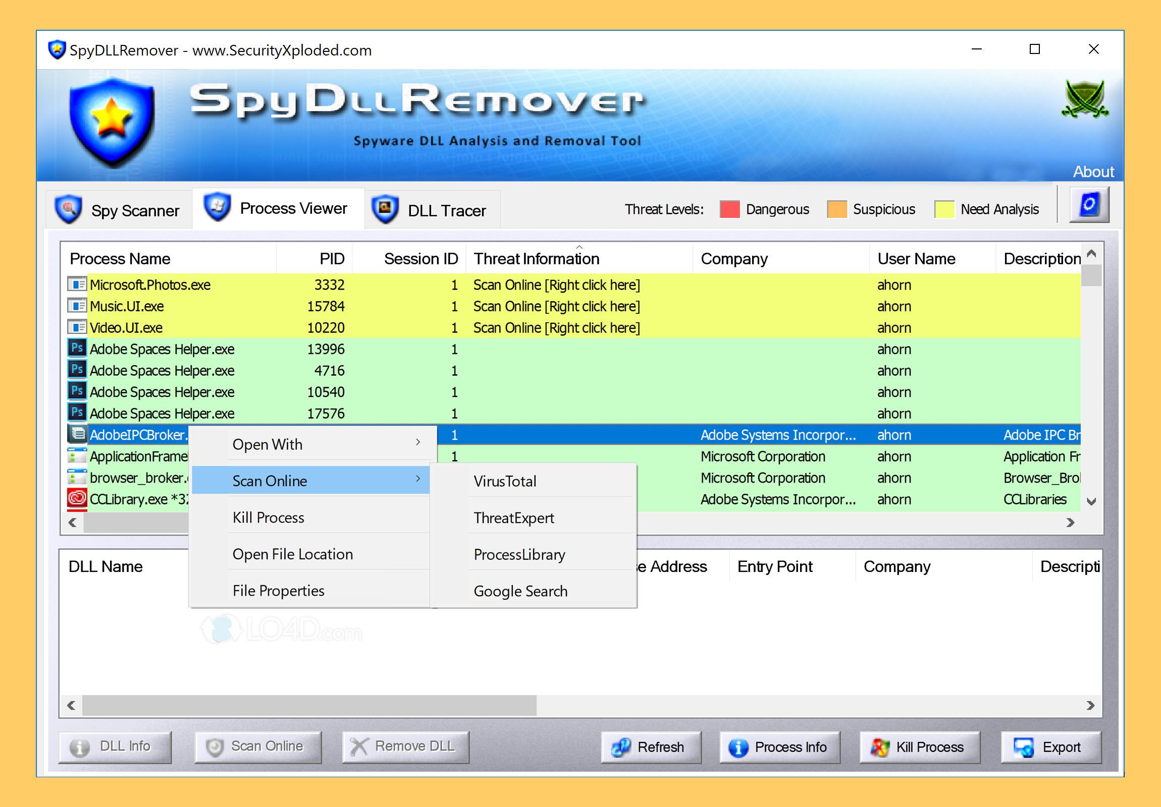 20 Free Rootkit / Keylogger Remover And Detector - Stop