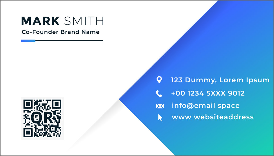 35 Free Editable Beautiful And Simple Business Card Templates