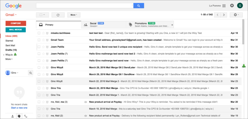 G Suite Gmail Enterprise Email Provider For Business
