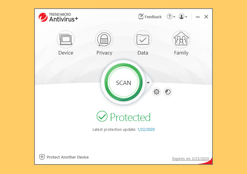 Trend Micro Antivirus & Internet Security